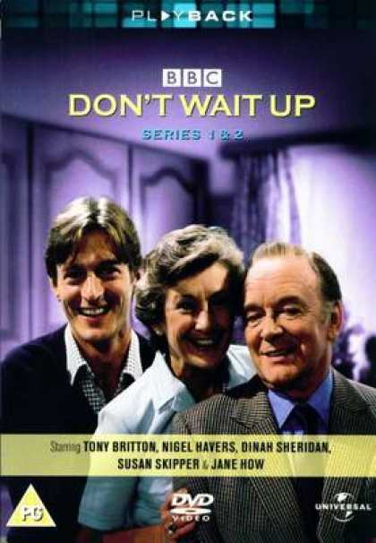 TV Series - Dont Wait Up And