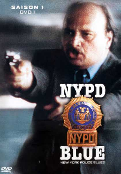 TV Series - NYPD Blue