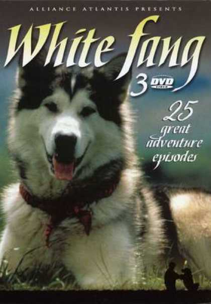 TV Series - White Fang - The Complete Series