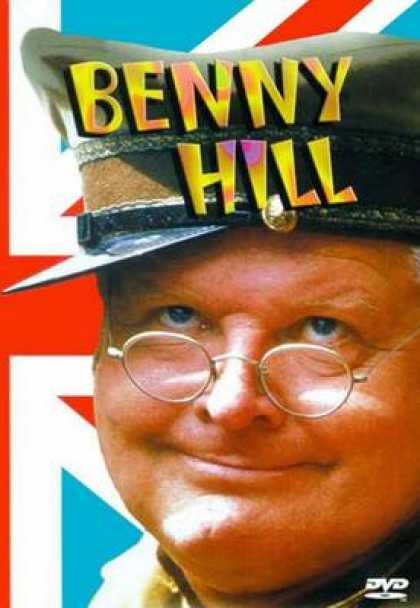 TV Series - Benny Hill Show German