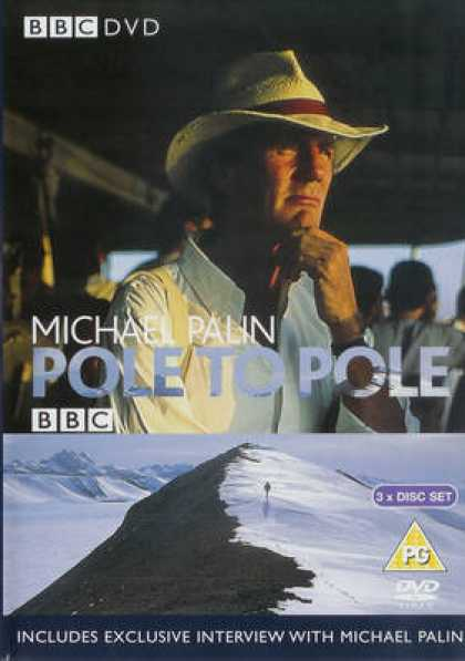 TV Series - Pole To Pole With Michael Palin