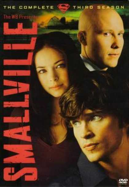 TV Series - Smallville And