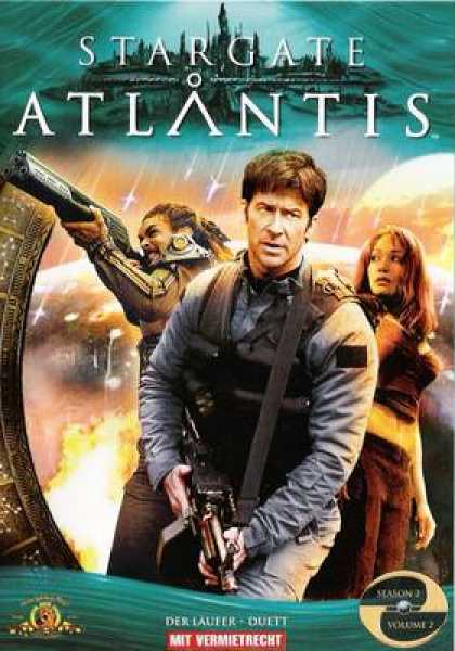 Stargate Atlantis German Stream
