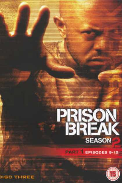 TV Series - Prison Break 2 EP 9-12