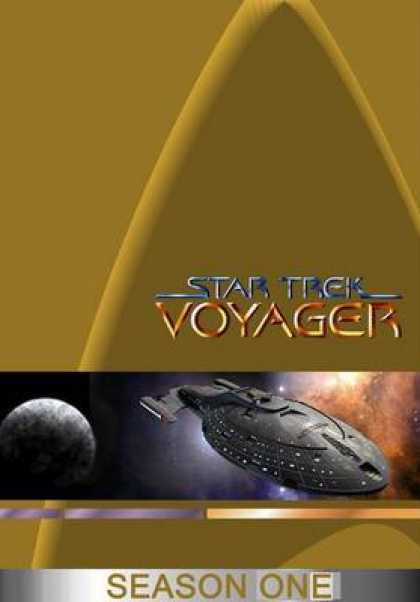 TV Series - Star Trek Voyager Box