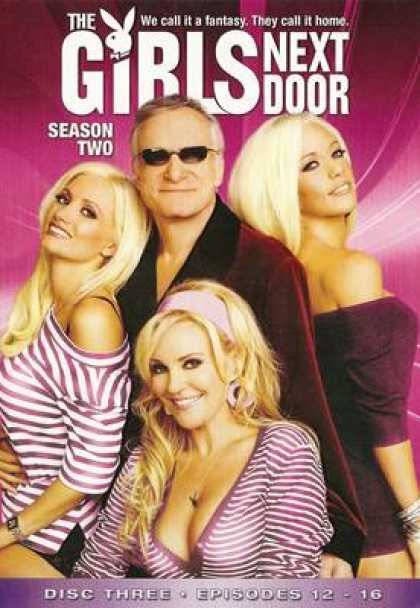 TV Series - The Girls Next Door