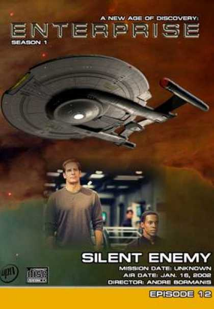 TV Series - Star Trek Enterprise 1x12