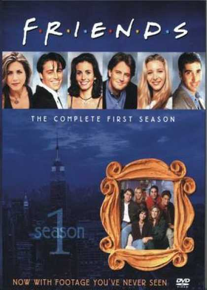 TV Series - Friends And