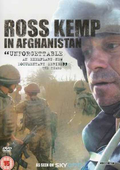 TV Series - Ross Kemp In Afghanistan