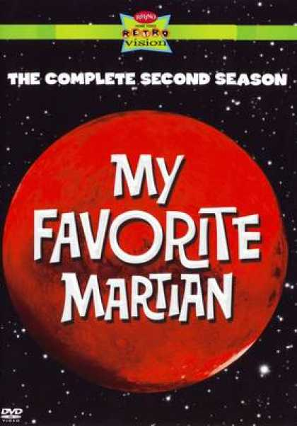 TV Series - My Favourite Martian