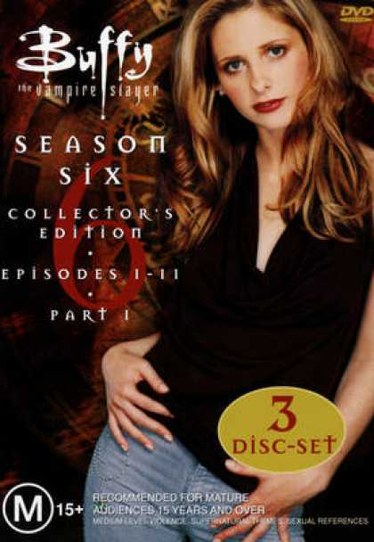 TV Series - Buffy The Vampire Slayer Part 1 CE