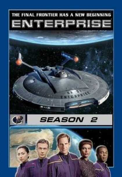 TV Series - Star Trek - Enterprise