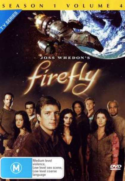TV Series - Firefly (Season 1) (Vol.4) AUSTRALIAN