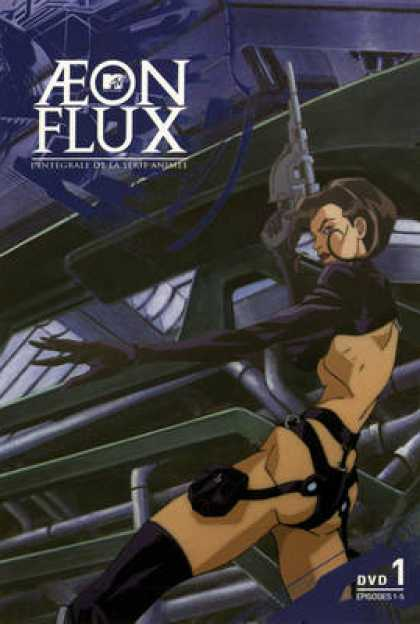 TV Series - Aeon Flux DVD