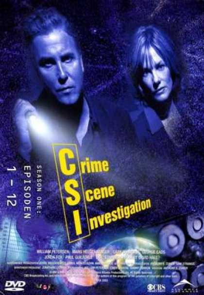 TV Series - CSI: Crime Scene Investigation - 1 - E
