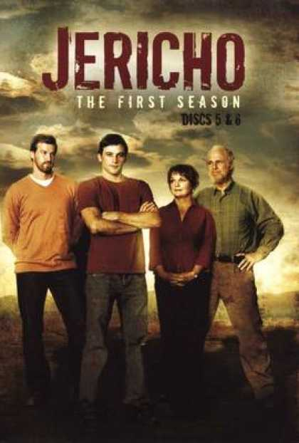 TV Series - Jericho & 6