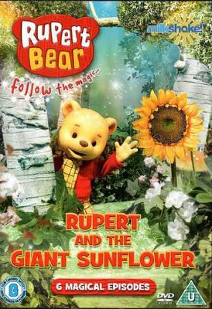 TV Series - Rupert And The Giant Sunflower