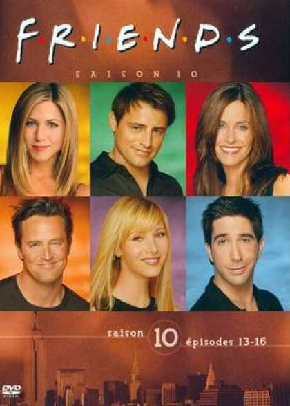 TV Series - Friends 0 3