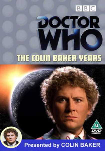 TV Series - Doctor Who - The Colin Baker Years