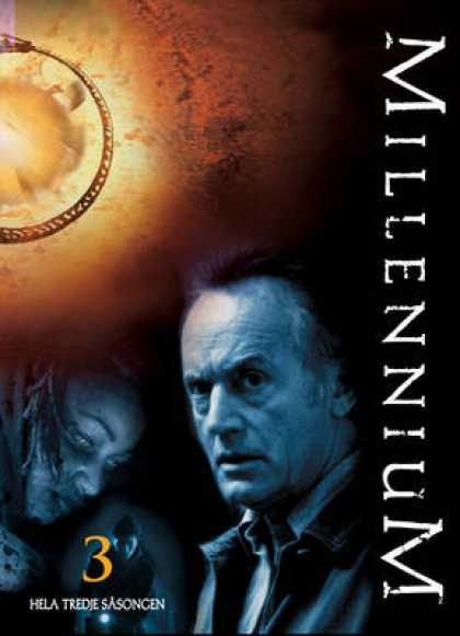 TV Series - Millennium SWEDISH