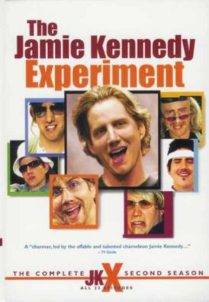 TV Series - The Jamie Kennedy Experiment The Complete Seco