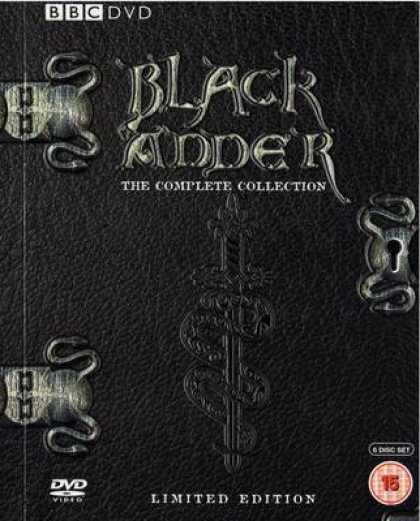 TV Series - Black Adder The Complete Collection Limited Ed