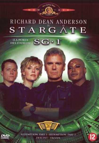 TV Series - Stargate SG-1 6 SCANDINAVIAN