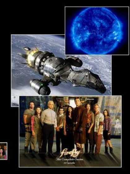 TV Series - Firefly The Complete Series (ok)