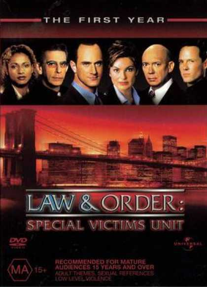 TV Series - Law And Order Special Victims Unit