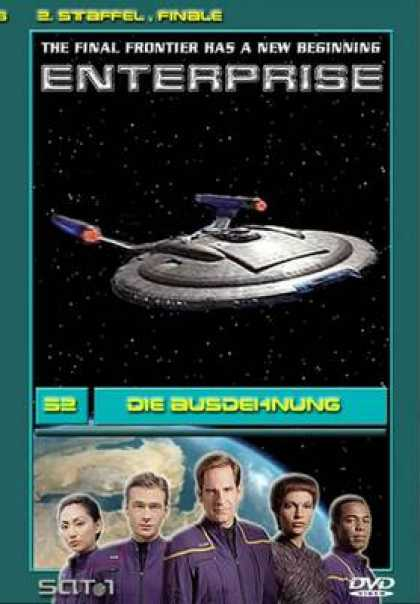 TV Series - Star Trek Enterprise 2x26 GER