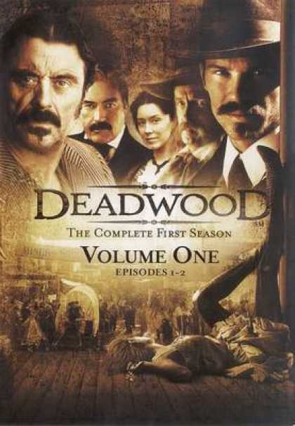TV Series - Deadwood Volume One