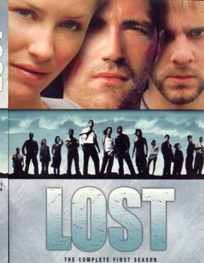 TV Series - Lost D1 D2