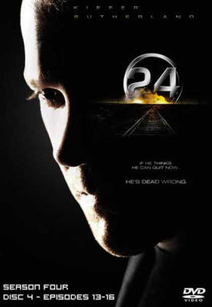 TV Series - 24 Twentyfour (disc 4)