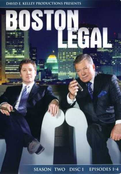 TV Series - Boston Legal: (2005/06)