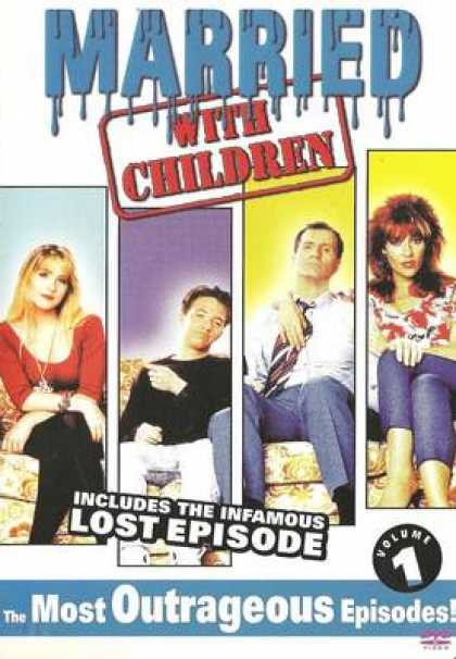 TV Series - Married With Children: The Most Outrageous Epi
