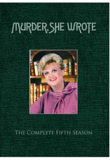 TV Series - Murder She Wrote Fifth Season