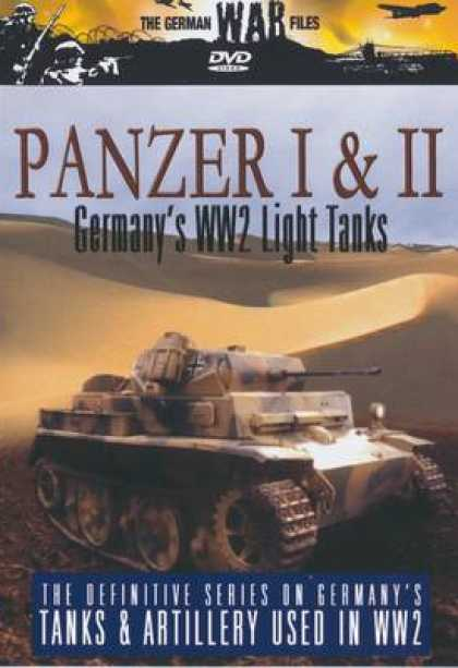 TV Series - Panzer 1 & 2 Germany's WW2 Light Tanks