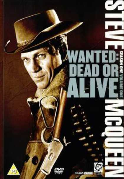 TV Series - Wanted Dead Or Alive Season1