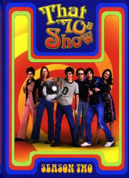 TV Series - That 70's Show