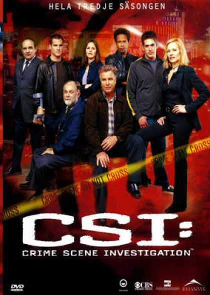 TV Series - CSI SWEDISH