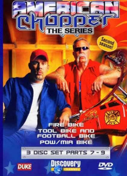 TV Series - American Chopper Parts 7