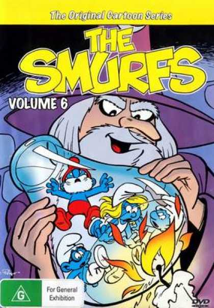 TV Series - The Smurfs