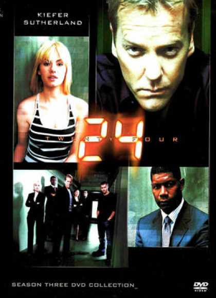 TV Series - 24 Box