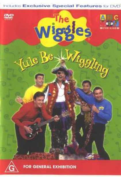 TV Series - The Wiggles- Yule Be Wiggling