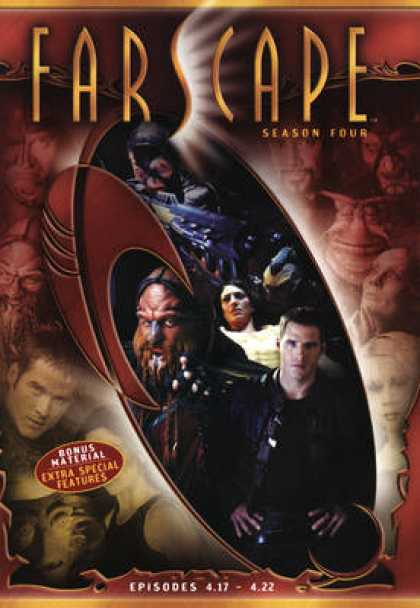 TV Series - Farscape Discs 5