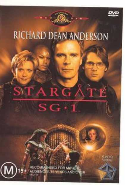 TV Series - Stargate Australian