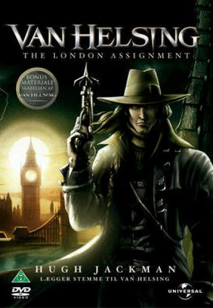 TV Series - Van Helsing Animated NORDiC