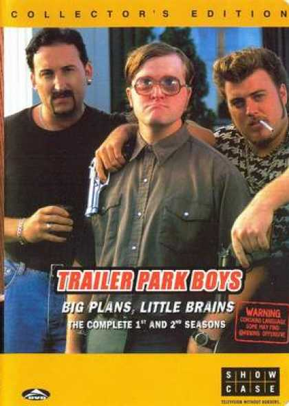 TV Series - Trailer Park Boys The Complete 1st And 2nd Sea