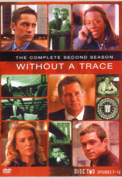 TV Series - without a trace (disc 2)