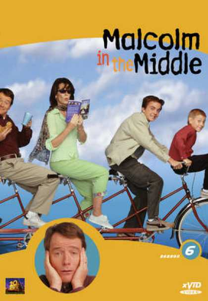 TV Series - Malcolm In The Middle